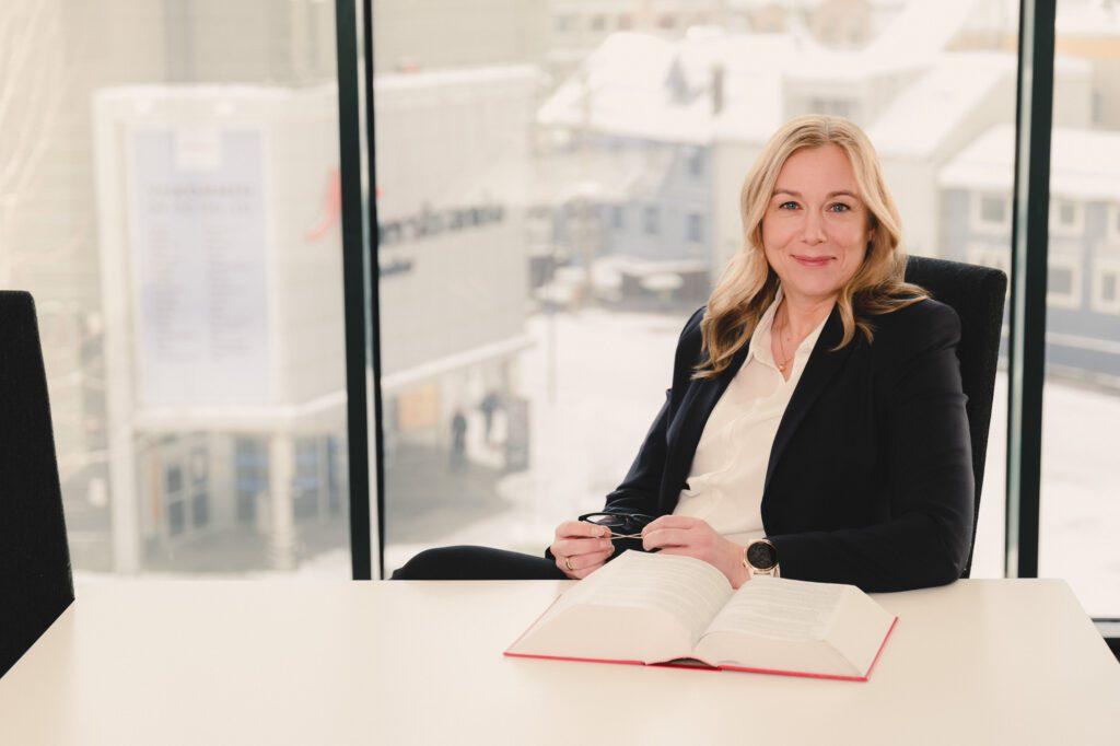 Vibeke Lindstrøm - Advokatfirmaet Lindstrøm